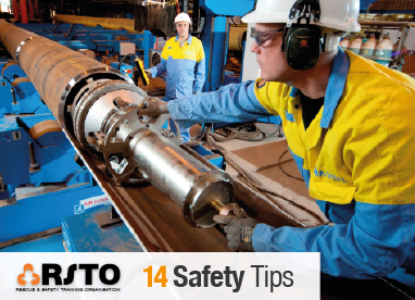 14 Safety Tips from RSTO